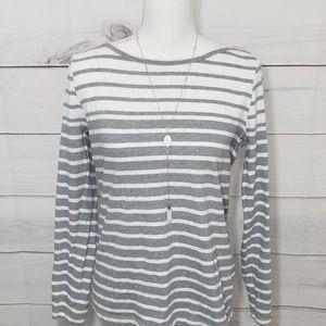 J.Crew | Artist T | Long Sleeved | Striped Shirt.